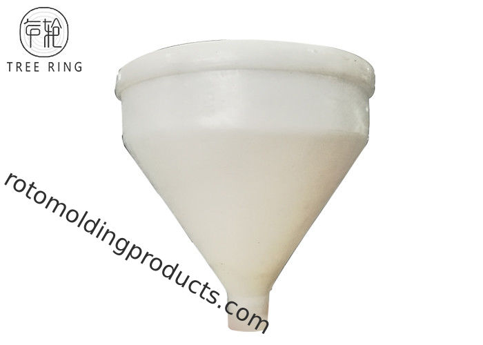 Rotomolded Plastic Fertigation Giant Plastic Funnel For Mixing And Storing D 450 Mm