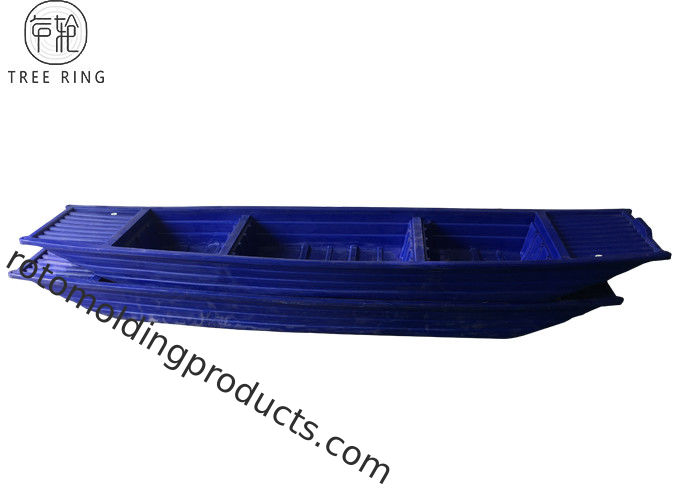 B6M 10 Persons Commercial Small Lightweight Row Boats For Fishing Rotomolding