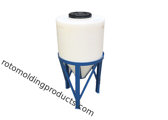 100 Litre Conical Roto Molded Water Tanks 27 Gallon For Bio Fuel Storage And Production